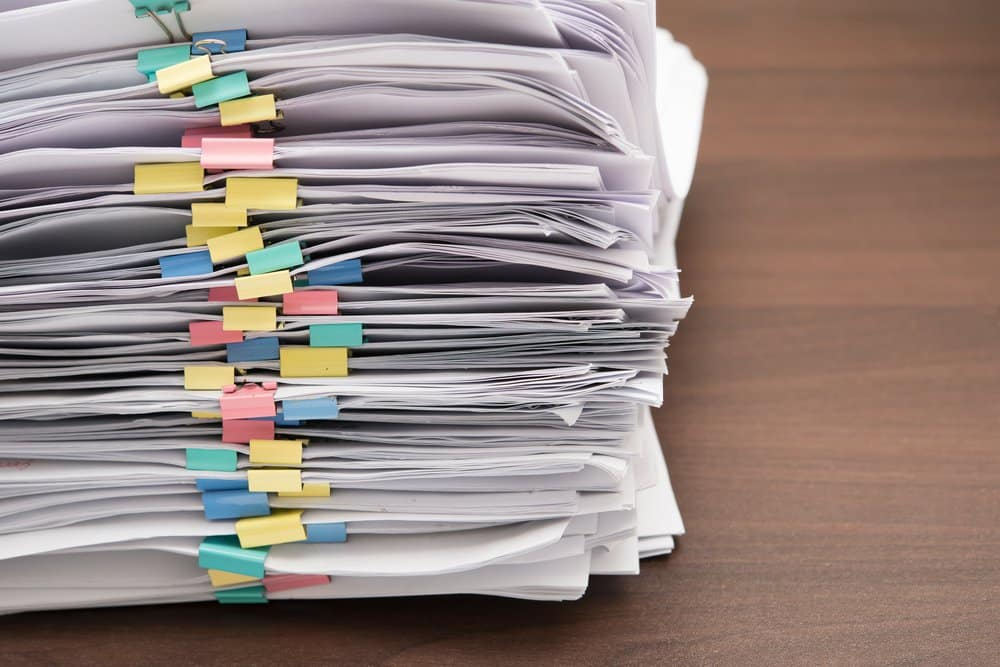 Documents required by EU GMP