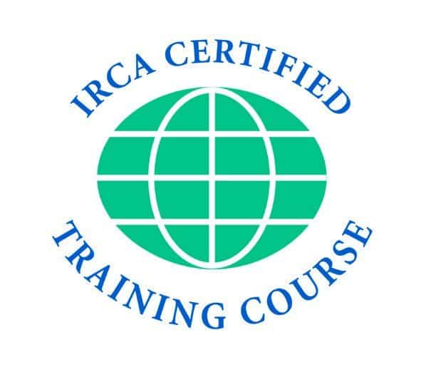 The benefits of being IRCA registered