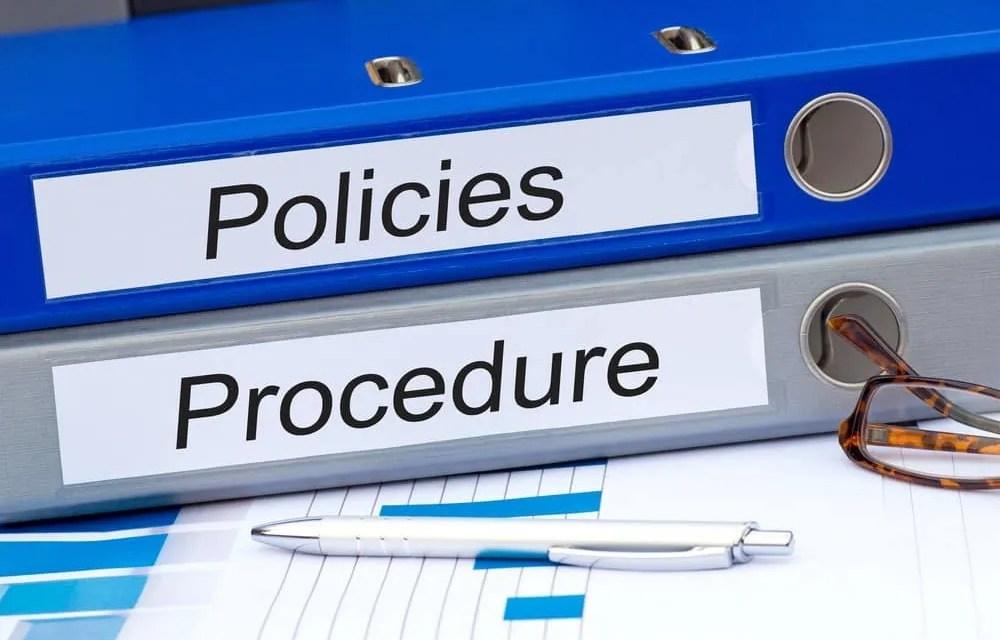 Procedure or documented procedure?