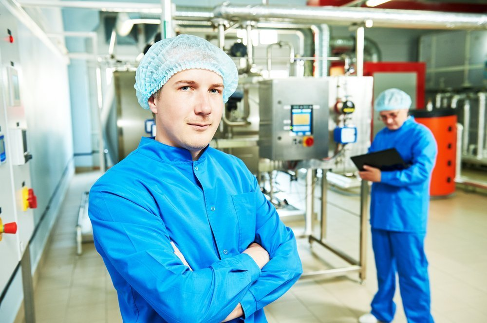 The roles of the Heads of Production & QC and the Qualified Person