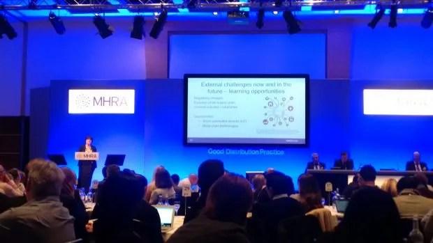 The 2018 MHRA GDP Symposium