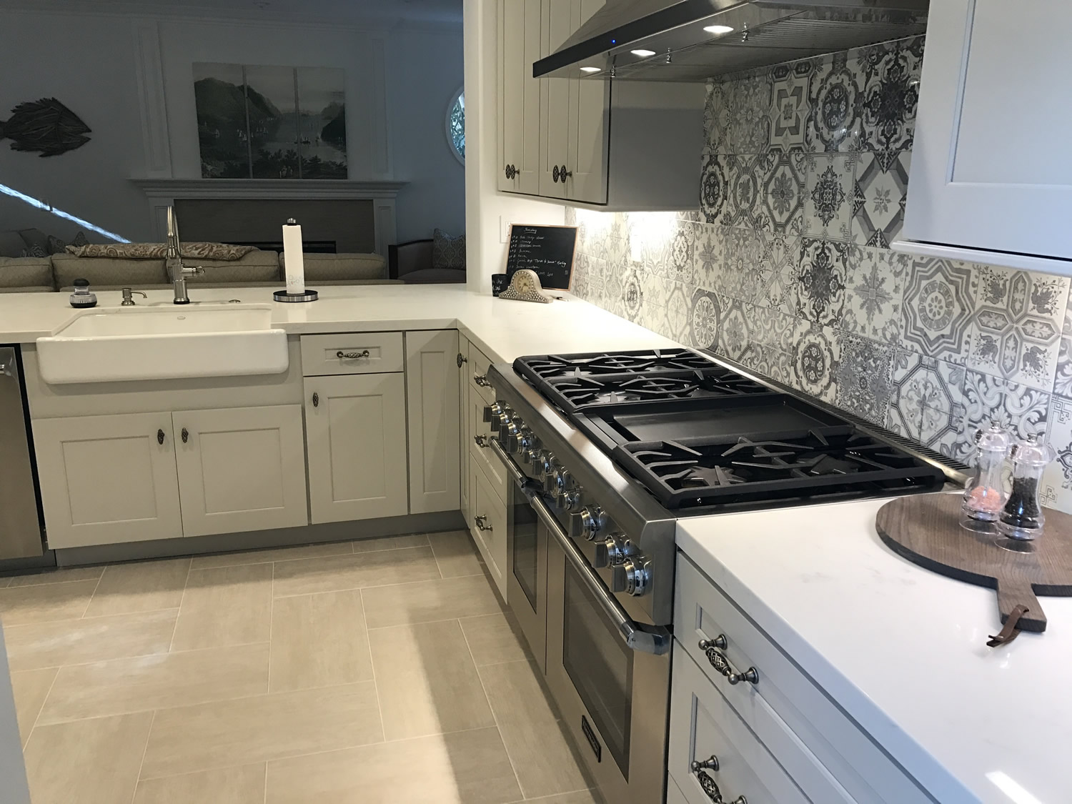 kitchen and bath remodel modular countertops dove canyon traditional elegance with a twist