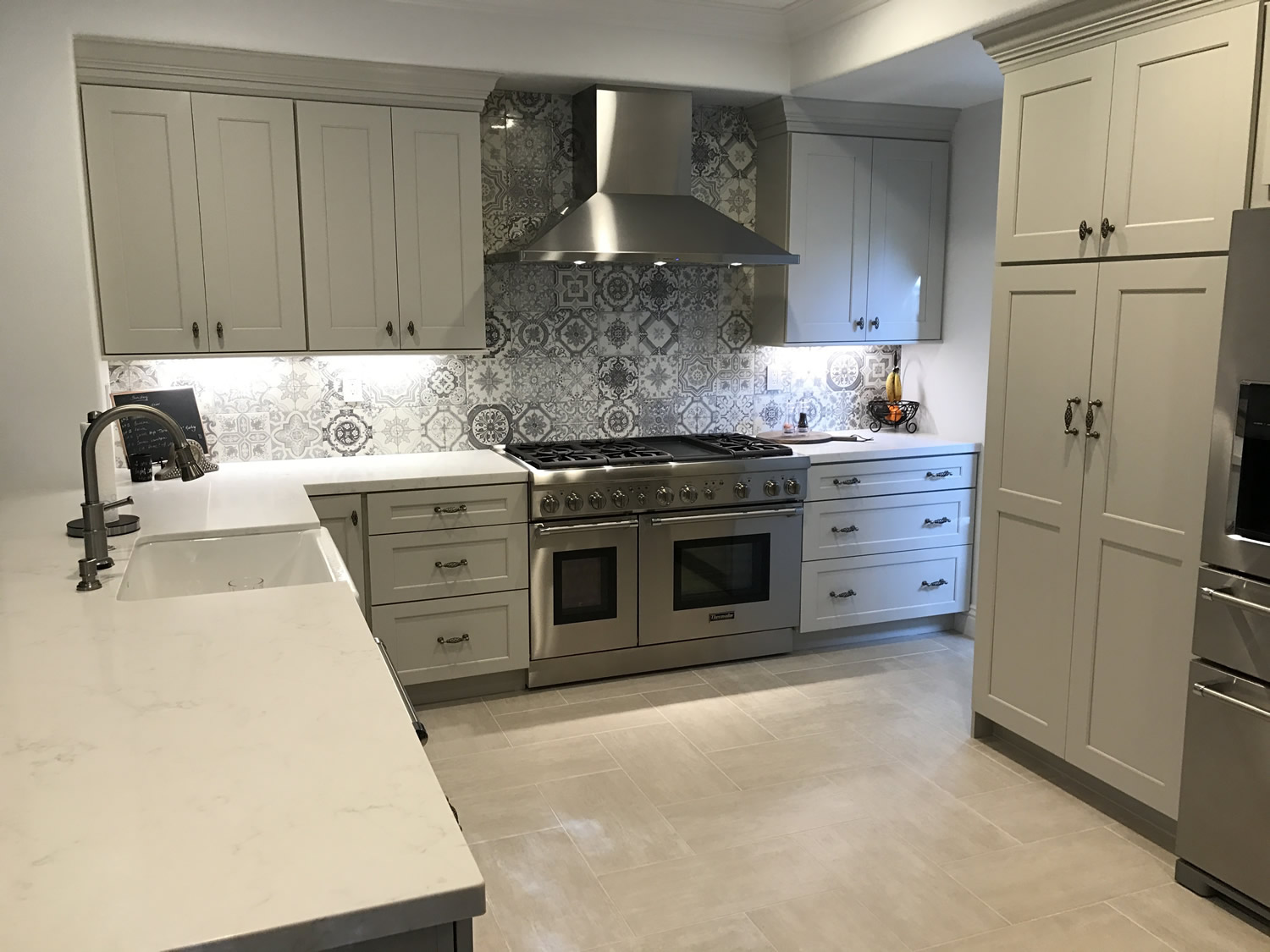 kitchen and bath remodel unfinished cabinets dove canyon traditional elegance with a twist