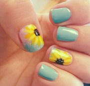 trend summer nail art design