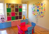 Toy Room Design & Styling at Castle Hill by Inspired Spaces