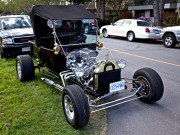 Ford Hot Rod with Soft Top :: photo by Richard Mayer