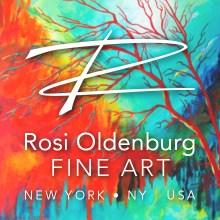 Rosi Oldenburg Fine Art | New York, NY :: Inspired Spaces