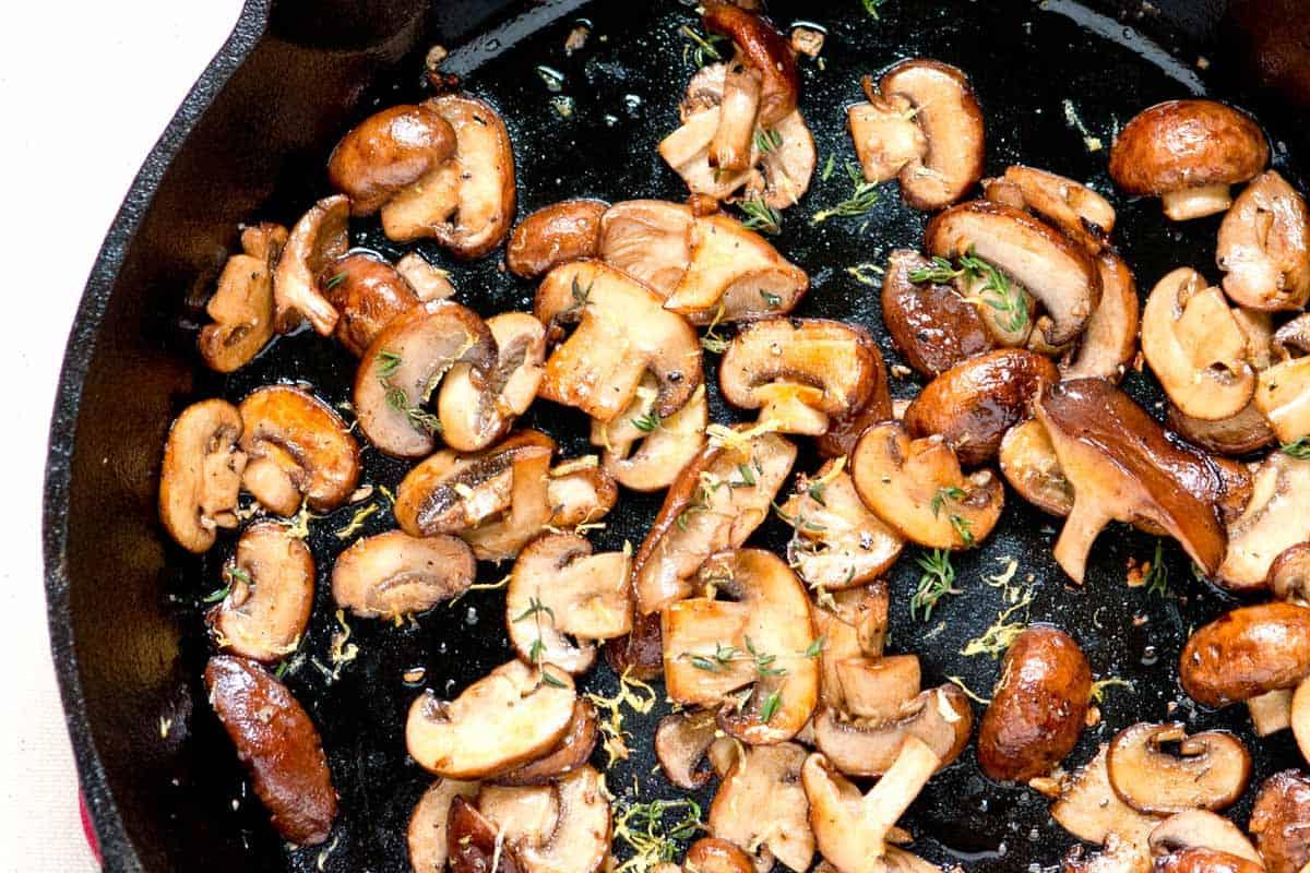 How Do You Saute Mushrooms Recipes