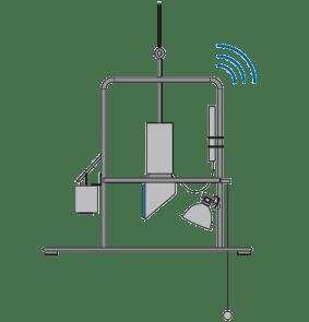 Sediment Profile Imaging Camera