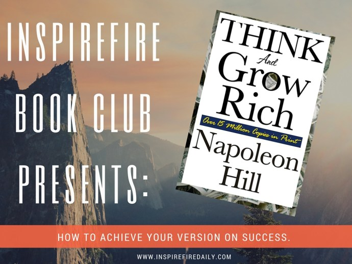 Book Club: Think & Grow Rich