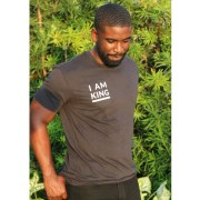 i am king shirt