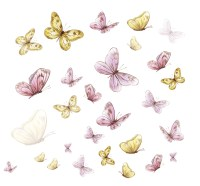 BUTTERFLY WALL STICKERS | ROOM SETS | Inspiremurals.com