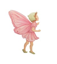 Fairy Wall Stickers Lupin | Wall Decals | Room Sets ...