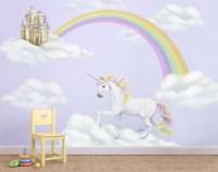 Image Of Paint Rainbow Wall Mural 10 room Pinterest ...