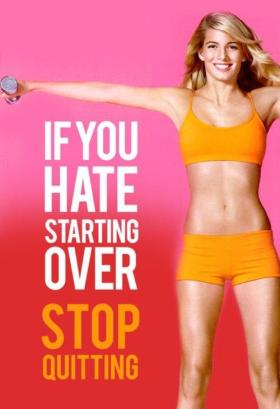 Stop Quitting