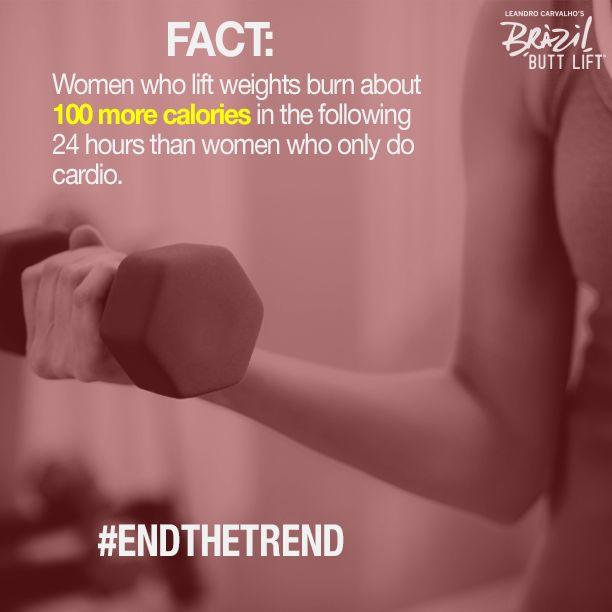 Women should lift weights - InspireMyWorkout.com - A ...
