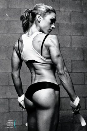 Fitspiration – Rock Hard Rear