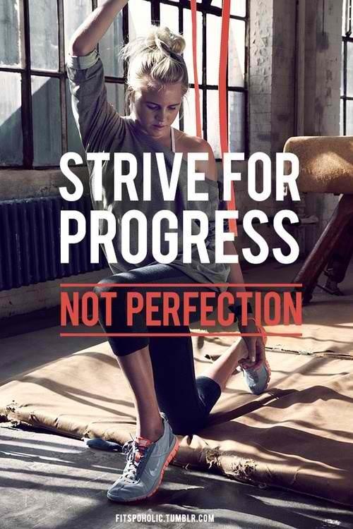 Workout Inspiration Progress Woman Exercise