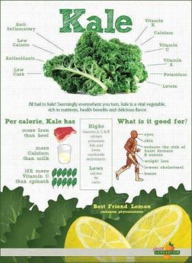 Kale Power