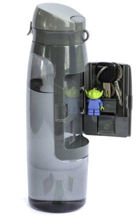 Water Bottle with Secret Storage