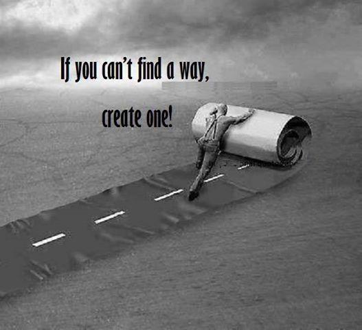 Create a way 1