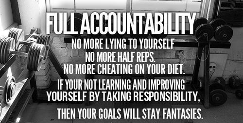 Full accountability