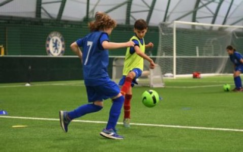Chelsea Foundation Training
