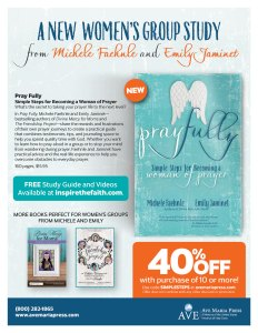 Inspire the Faith Book and Study Guide Deal from Ave Maria Press