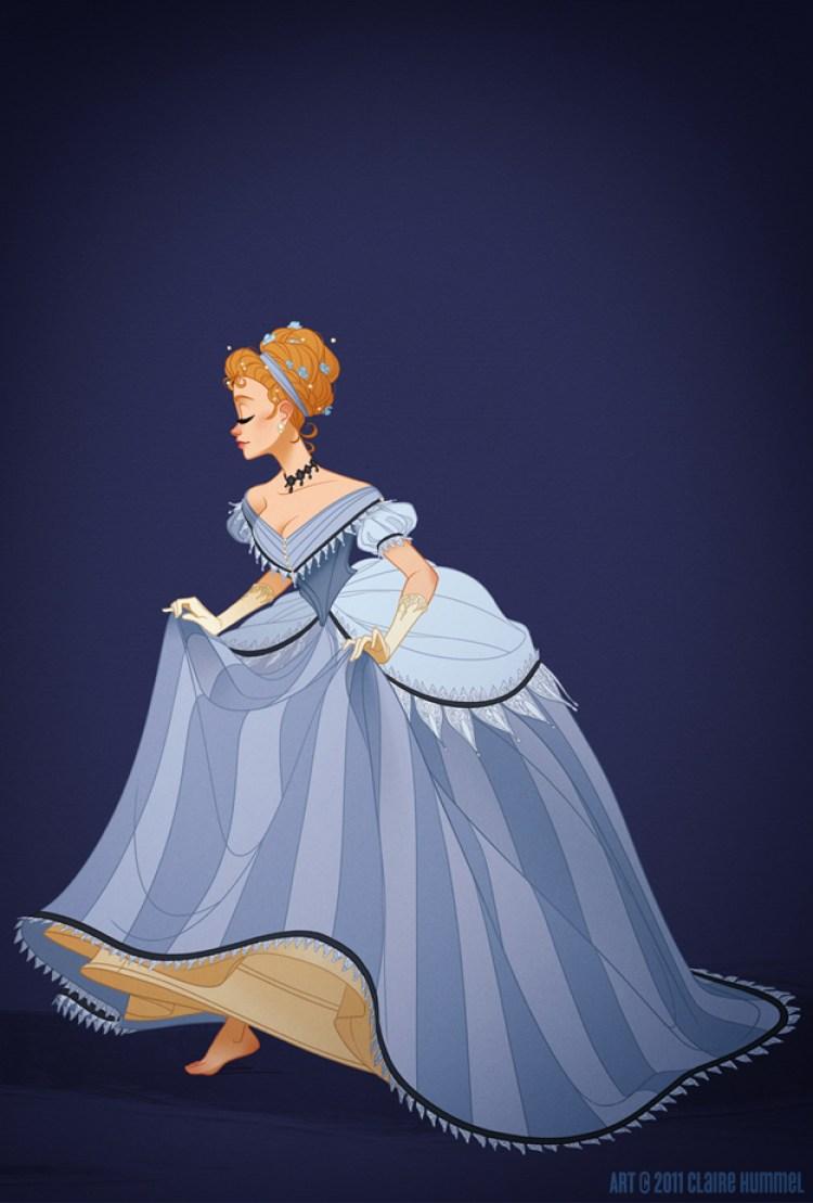 Cinderella by Claire Hummel