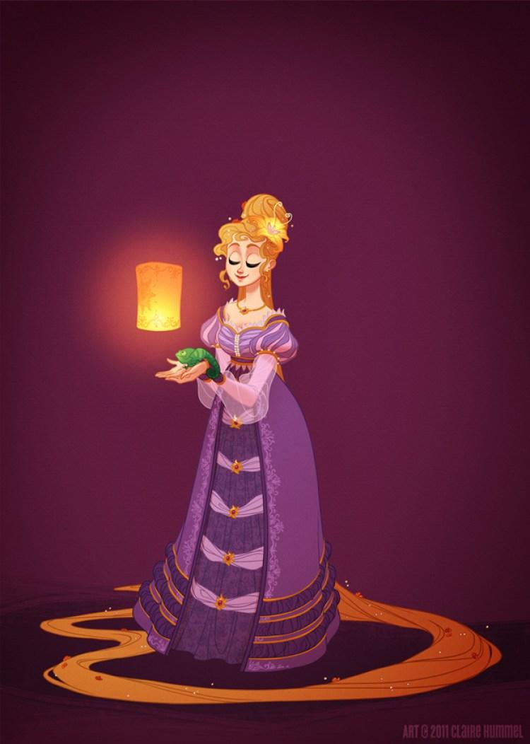 Rapunzel by Claire Hummel