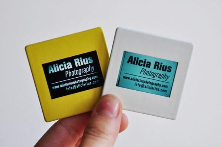 10 Biglietti da visita interattivi-Alícia Rius