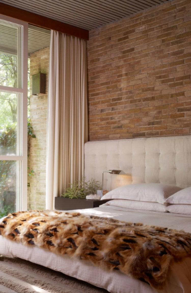 Arredare casa con il mattone a vista
