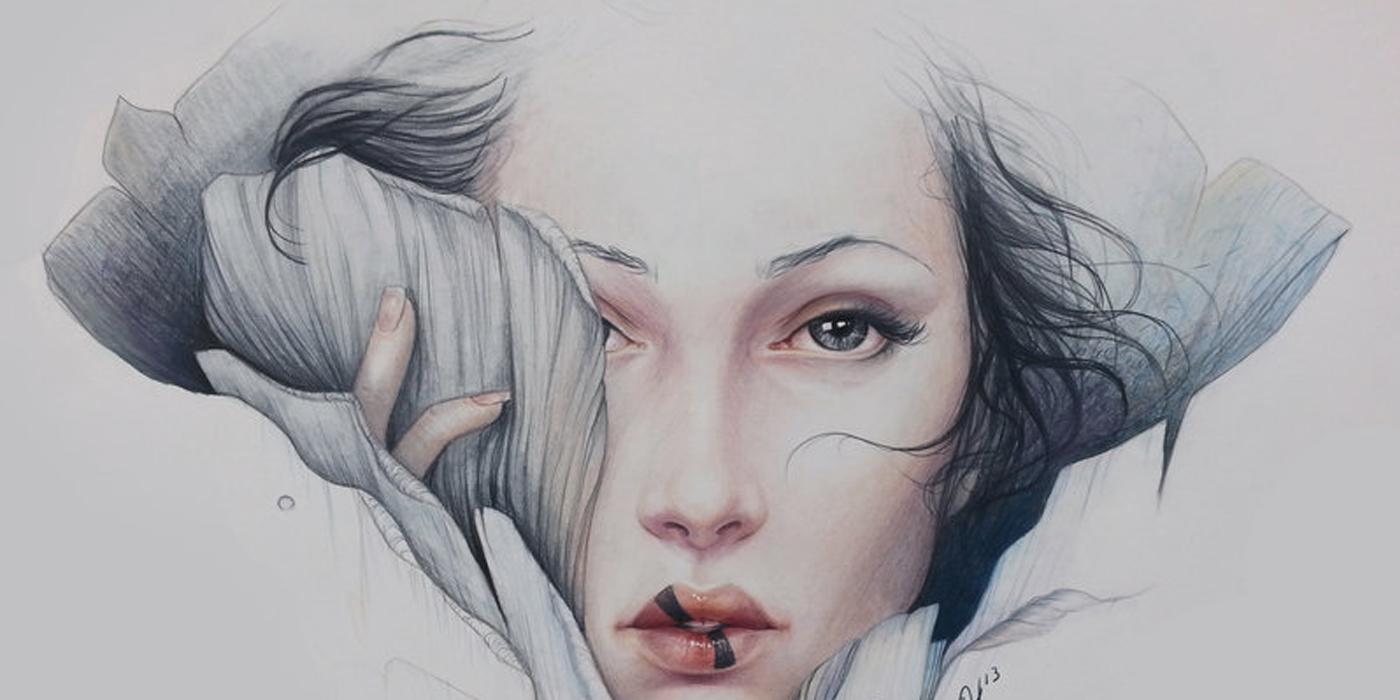 L'illustrazione a matita di Jennifer Healy   Inspire We Trust