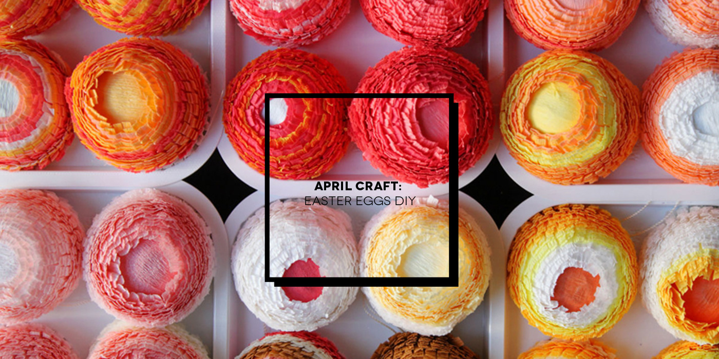 April Craft: Pasqua fai da te | Inspire We Trust