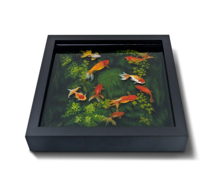 I pesci nella resina di Keng Lye | Inspire We Trust