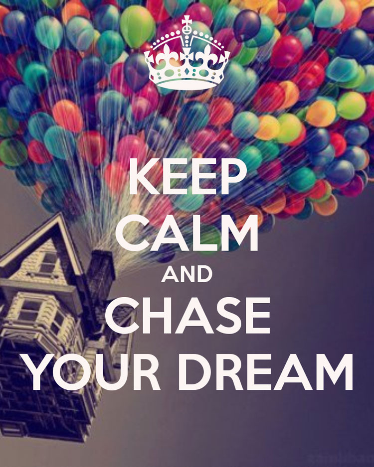 Keep Calm and... | Inspire we trust