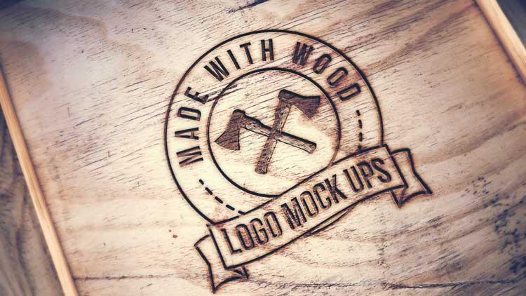 27 Free logo mockup