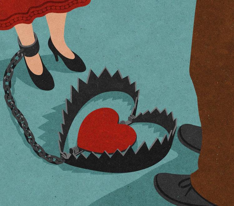 Le illustrazioni satiriche secondo John Holcroft