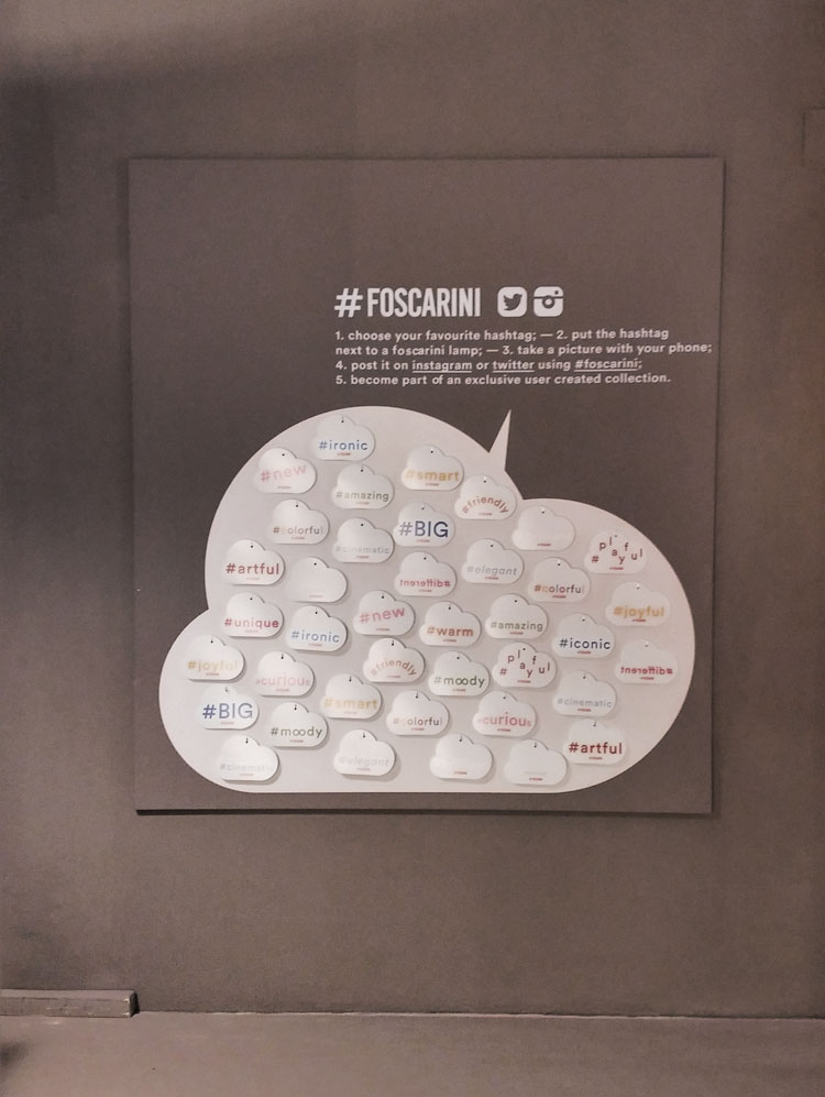 Fuorisalone 2015: Brera Design District / Foscarini
