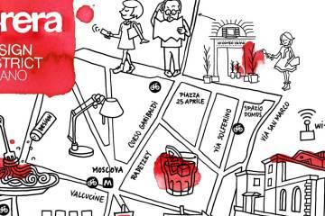 FuoriSalone 2015: Brera Design District