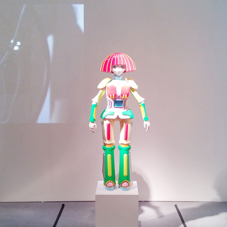 Tokyo Creative & Creators/Mayupo Robot