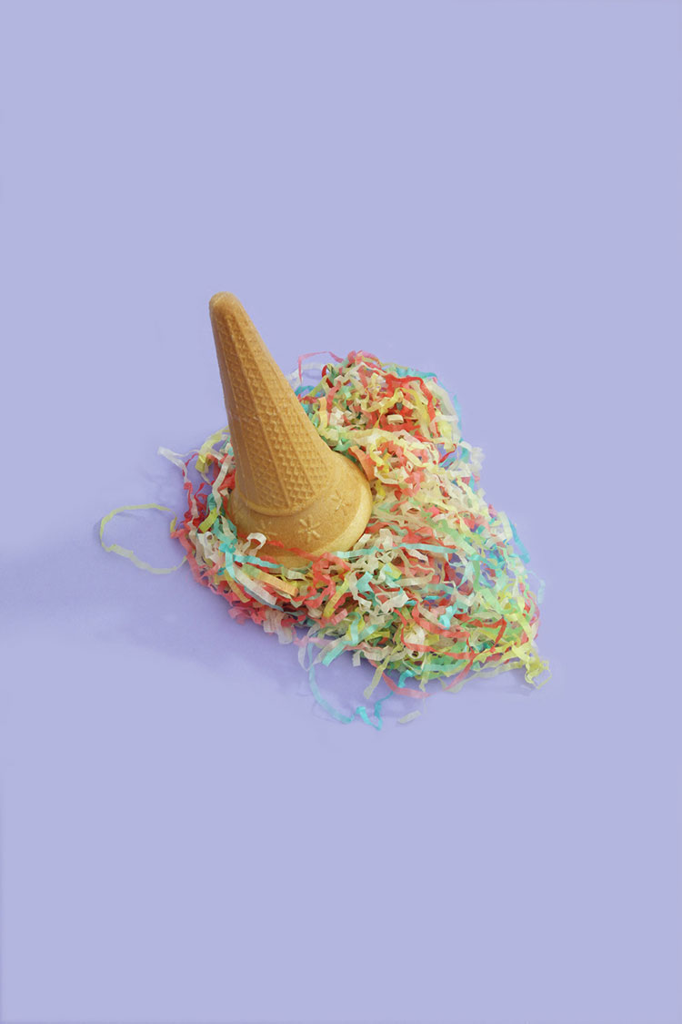 Pop food by Vanessa McKeown