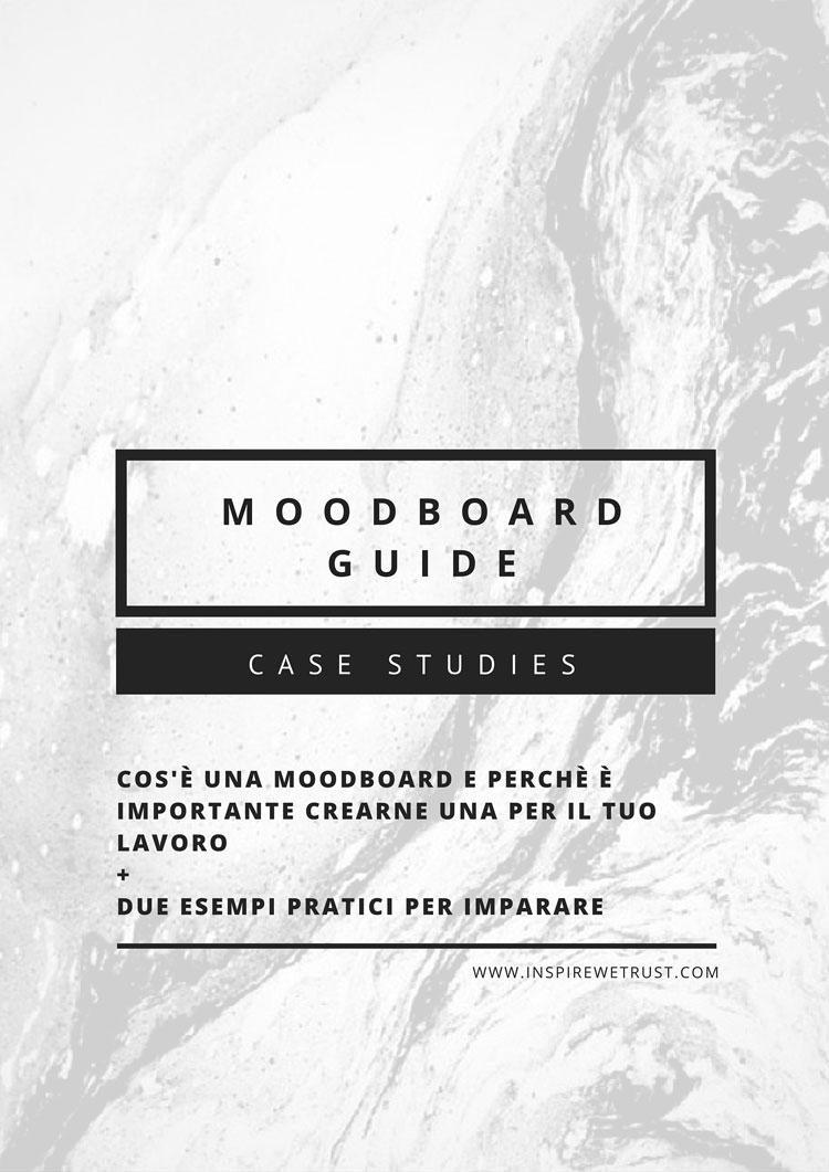 Cos'è una moodboard e perchè è importante crearne una