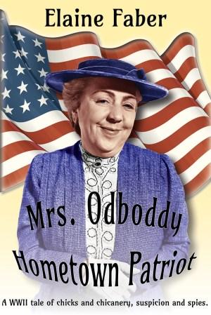 Elaine Faber, Mrs Odboddy Hometown Patriot