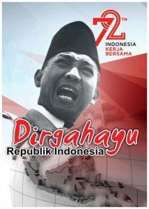 poster hari kemerdekaan indonesia Masbadar.com