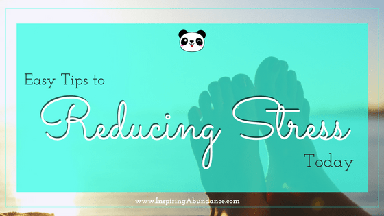 quick easy ways to reduce lower stress