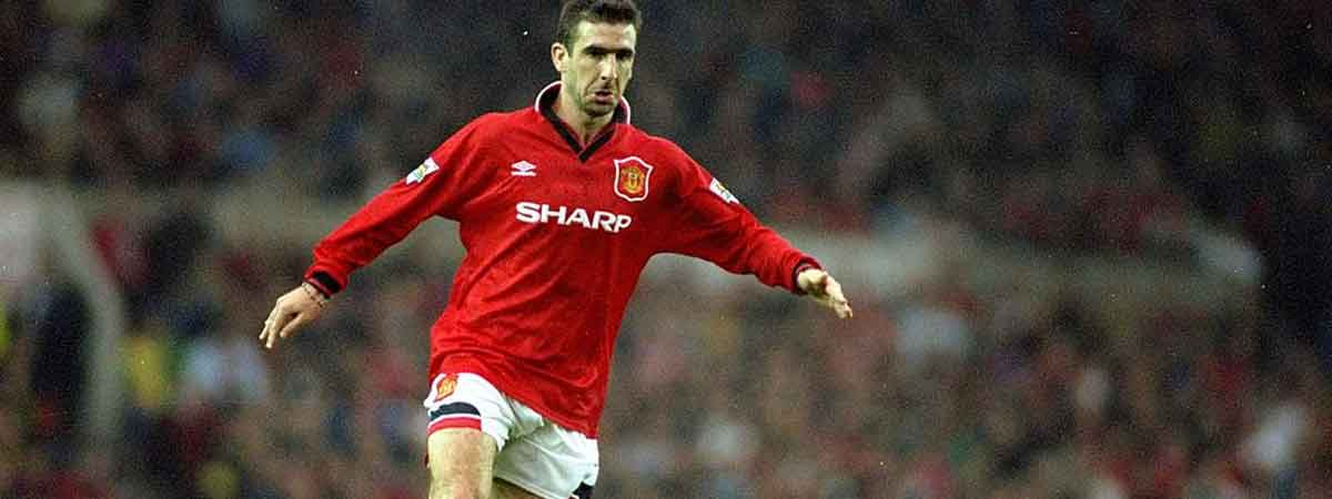 Eric cantona changed english football forever · i am not a man; Eric Cantona Quotes Inspiring Alley