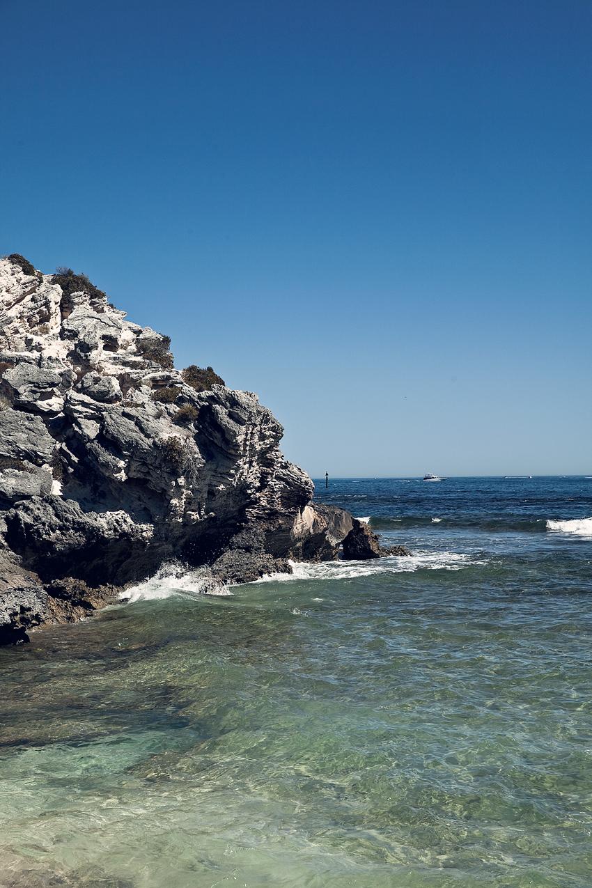 Coast Rock Face