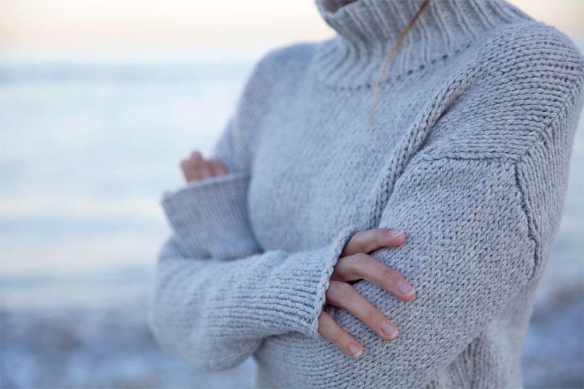 Morrison Knit Mon Pullover worn by Jenelle Witty of Perth Fashion blog Inspiring Wit