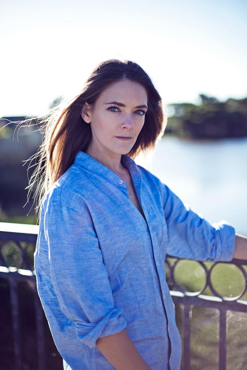 Denim Week Series Inspiring Wit blogger Jenelle Witty